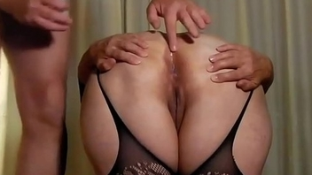 [Homemade] Pounding My Russian GFs Fat Ass