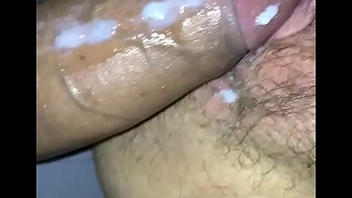 fucked huge creampie out of her pussy