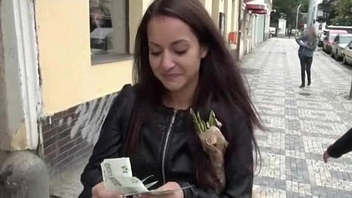 Public Pickups - Amateur Czech Teen Girl Fucks For Cash 17