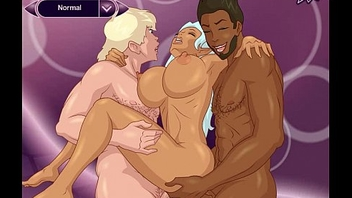 MNF Club premium pose: Double Penetration MMF threesome