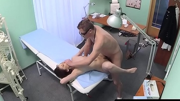 Amateur the actuality cockriding hospital doctor
