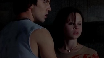 Desmond Harrington and huge tits Thora Birch - Honour scene in the hole 2001